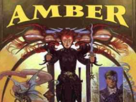 The cover of the guide to the Amber Diceless Roleplaying Game.