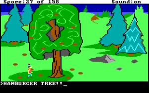 Line On Sierra: King's Quest I, Part 1
