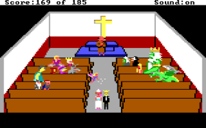 Line On Sierra: King's Quest II