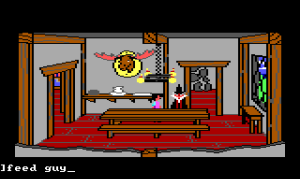 Line On Sierra: King's Quest III, Part 1