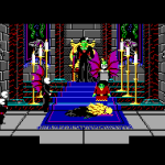 Line on Sierra: King's Quest IV, Part II