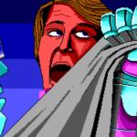 Line on Sierra: Space Quest III